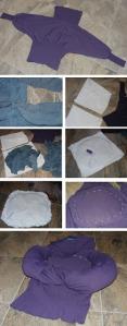 cat bed tutorial
