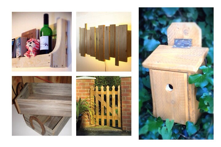 5 really useful things to make with pallets what did it used2bee. Black Bedroom Furniture Sets. Home Design Ideas